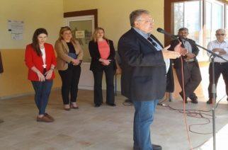 Καθεστωτική αντίληψη: Η υφυπουργός Μακεδονίας-Θράκης επισκέφθηκε το Μ.Δέρειο χωρίς θεσμικούς, μόνο με στελέχη του ΣΥΡΙΖΑ