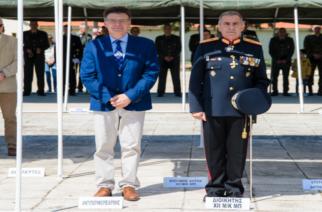 """Αλεξανδρούπολη: Τον προστάτη του Άγιο Γεώργιο γιόρτασε ο Στρατός Ξηράς στο Στρατόπεδο """"ΠΑΤΣΟΥΚΑ"""""""