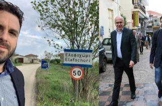 Θανάσης Τσώνης: Επέλεξα να είμαι μέρος της επίλυσης των προβλημάτων – Η αποχή δεν είναι λύση