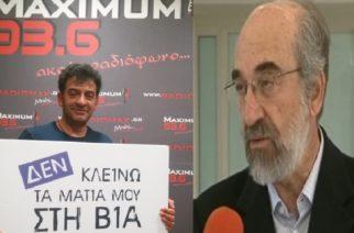 Πανικός Λαμπάκη απ' την υποψηφιότητα Δημήτρη Κολιού με τον Γιάννη Ζαμπούκη – Ανακοίνωση κατά του δημοσιογράφου