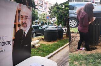 Αλεξανδρούπολη: Ξεσκέπασαν τους ημιυπόγειους κάδους, αλλά η τοποθέτηση τους είναι προβληματική πριν ακόμα χρησιμοποιηθούν