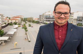 Γιώργος Καλφόπουλος: Υποψήφιος Δημοτικός Σύμβουλος Εκλογικής Περιφέρειας Κυπρίνου με την Μαρία Γκουγκουσκίδου