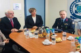 Έβρος: Πρόταση για ίδρυση Διεύθυνσης Συνοριακής Φύλαξης Έβρου στην υπουργό Όλγα Γεροβασίλη