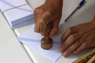 Οι ίδιοι οι στρατιωτικοί σταμάτησαν στην Σαμοθράκη, με παρέμβαση τους, το λάθος στην ψηφοφορία