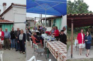 Σε Μηλιά, Θεραπειό, Κόμαρα, Πεντάλοφο βρέθηκε η Μαρία Γκουγκουσκίδου – Ανοιχτή συγκέντρωση στα Δίκαια την Πέμπτη