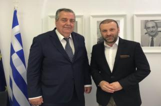 Διδυμότειχο: Στήριξη από Κώστα Χατζημιχαήλ στην υποψηφιότητα του Χρήστου Τοκαμάνη