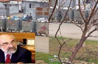 Επιμονή Β.Λαμπάκη να δοθούν 600 μικροί Ι.Χ κάδοι στους μουσουλμάνους της Άβαντος – Αντίθετοι οι εργαζόμενοι