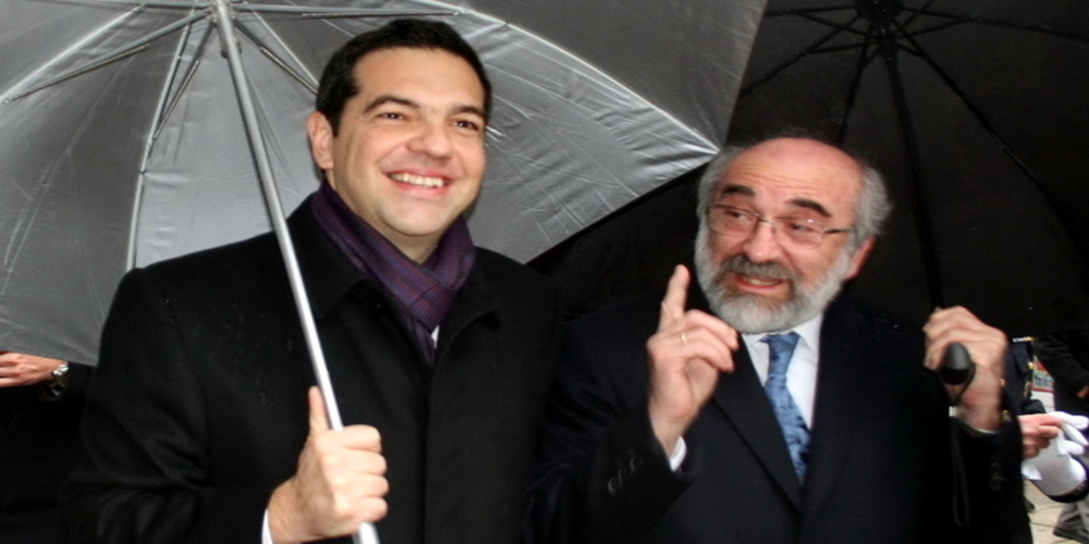 Όταν ο Βαγγέλης Λαμπάκης εκλιπαρούσε με επιστολή τον Τσίπρα, για στήριξη απ΄τον ΣΥΡΙΖΑ