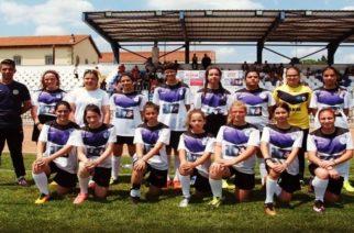 Η γυναικεία ποδοσφαιρική ομάδα του Έβρου Σουφλίου δυναμώνει συνέχεια