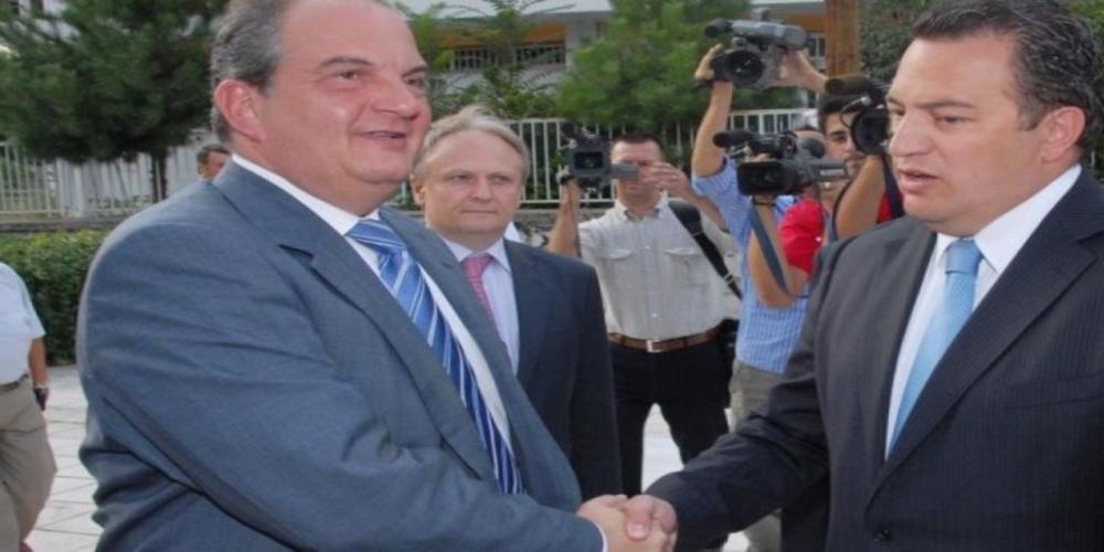 Φέρνει Κώστα Καραμανλή στη Ροδόπη, μήπως δεν χάσει και πάλι ο Ευριπίδης Στυλιανίδης