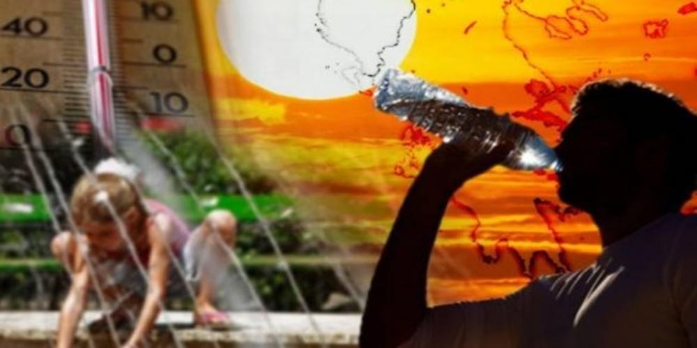 Μέτρα πρόληψης για τον καύσωνα από την Περιφέρεια ΑΜ-Θ