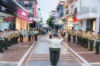 Αλεξανδρούπολη: Εντυπωσίασε η Μπάντα Στρατιωτικής Μουσικής της XII Μεραρχίας που συμμετείχε στην Ευρωπαϊκή Ημέρα Μουσικής (φωτό)