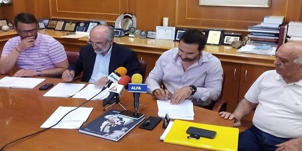 Αλεξανδρούπολη: Υπογράφηκε η σύμβαση κατασκευής του 1ου Νηπιαγωγείου