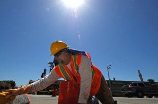 Εργατοϋπαλληλικό Κέντρο Έβρου: Αντιμετώπιση της θερμικής καταπόνησης των εργαζομένων