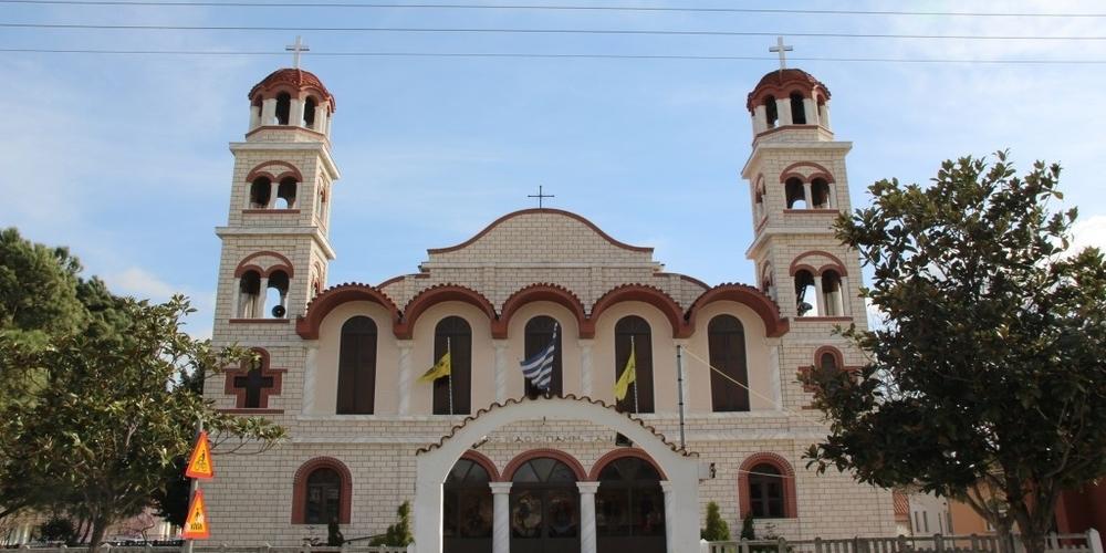 Ορεστιάδα: Το Ιερό Λείψανο του Νεομάρτυρα Γεωργιου στην Σαγήνη