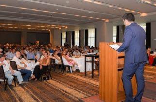 """Χρήστος Δερμεντζόπουλος: """"Τώρα είναι η ώρα για τον Έβρο"""" – Ομιλία στην Αλεξανδρούπολη με πολύ κόσμο"""
