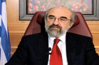 """Λαμπάκης: Γιατί """"διόρθωσαν"""" τώρα, μετά τις εκλογές, ότι αποχώρησε από συνεδρίαση της Οικονομικής Επιτροπής τον… Απρίλιο;"""