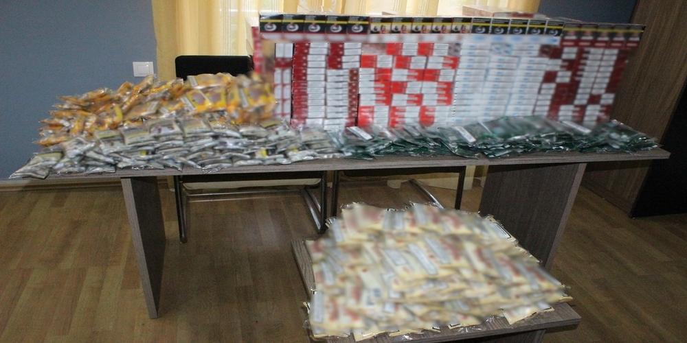 Αλεξανδρούπολη: Συνέλαβαν 65χρονο με πολύ μεγάλες ποσότητες λαθραίων τσιγάρων και καπνού