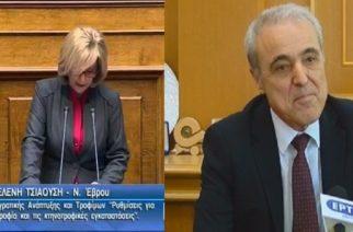 Τσιαούση και Τσολακίδης ακούγονται για το ψηφοδέλτιο του ΣΥΡΙΖΑ στον Έβρο