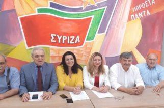 Τους έξι υποψήφιους βουλευτές του στο νομό Έβρου παρουσίασε ο ΣΥΡΙΖΑ