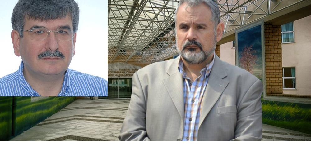 """Καταπέλτης κατά Μαλτέζου, ΕΔΕ(Αδα)μίδη, ο Διευθυντής Ορθοπεδικής του ΠΓΝΑ Κ.Καζάκος: """"Κάνουν προπαγάνδα. Υπάρχουν σοβαρά προβλήματα"""""""