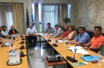Σύσκεψη για το σοβαρό πρόβλημα: Εντατικοποιούνται οι δράσεις καταπολέμησης των κουνουπιών στην Περιφέρεια ΑΜΘ