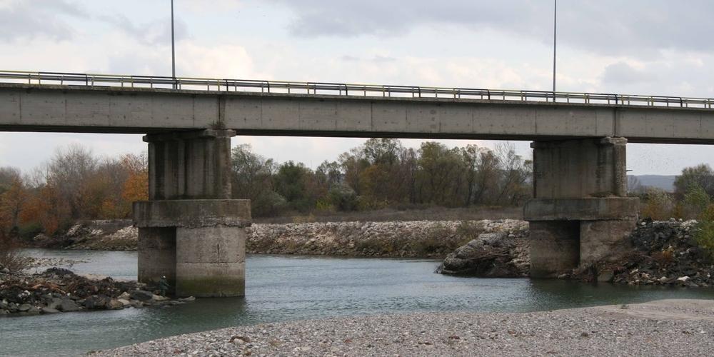 Κυκλοφοριακές ρυθμίσεις στην γέφυρα Κομάρων, λόγω έργων του ΟΤΕ στην περιοχή