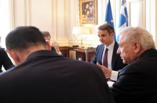 Ενισχύει την φύλαξη των συνόρων για τη λαθρομετανάστευση η νέα Κυβέρνηση – Υπό ελληνική διοίκηση μπαίνει η FRONTEX