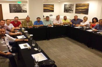 Περιφερειακή Σύνθεση: Συνάντηση εκλεγμένων περιφερειακών συμβούλων υπό τον Χριστόδουλο Τοψίδη