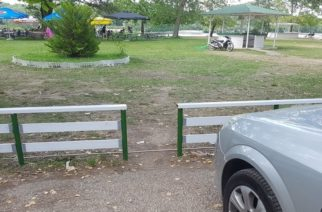 Εκδηλώσεις Άρδας: Αν μείνει αυτή η είσοδος, πως θα περνούν ΑΜΕΑ με τα αναπηρικά αμαξίδια;
