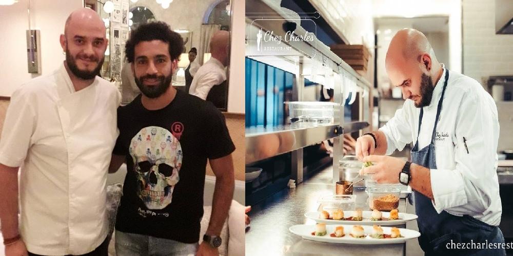 Φώτης Σλαβούδης: Ο Εβρίτης σεφ που μαγείρεψε ελληνικά για τον φοβερό Σαλάχ της Λίβερπουλ στο Ντουμπάι
