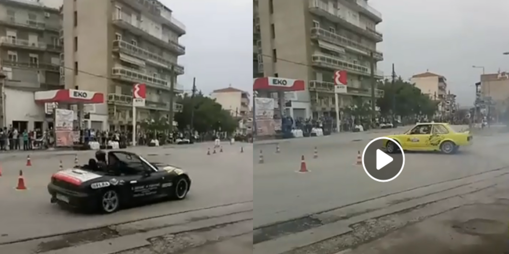 BINTEO: Εκπληκτικά στιγμιότυπα από τους αγώνες δεξιοτεχνίας σήμερα στην Ορεστιάδα