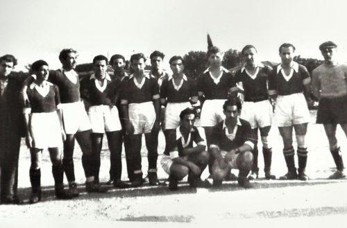 Νικήτας Παπαπαντελής: Οι ποδοσφαιρικές ομάδεςτης αλάνας και της παρέας, στην προπολεμική και μεταπολεμική Αλεξανδρούπολη