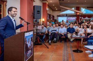 Χρήστος Δερμεντζόπουλος: Έστειλε μήνυμα νίκης και ανανέωσης στην εντυπωσιακή κεντρική εκδήλωση του στην Ορεστιάδα