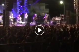 Ξεσήκωσε χιλιάδες Εβρίτες ο Γιάννης Χαρούλης χθες βράδυ στην Αλεξανδρούπολη (ΒΙΝΤΕΟ)