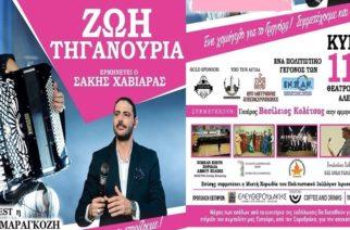 «Ένα χαμόγελο για το Γρηγόρη με τη Ζωή Τηγανούρια» -Φιλανθρωπική συναυλία στην Αλεξανδρούπολη