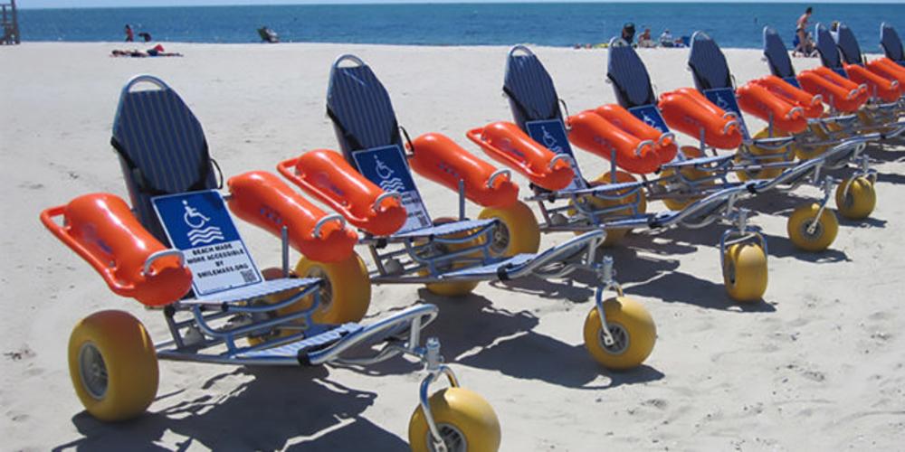 Δήμος Αλεξανδρούπολης: Τέλος καλοκαιριού θα τοποθετηθούν 4 συστήματα πρόσβασης στα άτομα ΑΜΕΑ στις παραλίες!!!