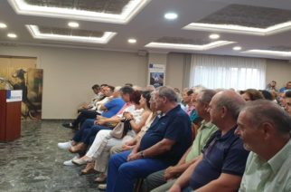 Σταύρος Κελέτσης: Εντυπωσιακή συγκέντρωση στην Ορεστιάδα – Αύριο η κεντρική εκδήλωση στην Αλεξανδρούπολη (φωτό)