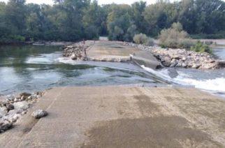 Ποια λύση βρέθηκε για την κατεστραμμένη διάβαση του ποταμού Άρδα – Στη Βουλή το θέμα απ' το ΚΚΕ