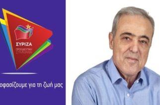 """Βασίλης Τσολακίδης: """"Με συγκίνησε η προτίμηση σας στο πρόσωπο μου – Συνεχίζουμε τον αγώνα όλοι μαζί"""""""
