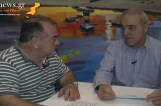 ΒΙΝΤΕΟ: Συνέντευξη υποψήφιου βουλευτή Έβρου του ΣΥΡΙΖΑ Βασίλη Τσολακίδη στο Evros-news TV
