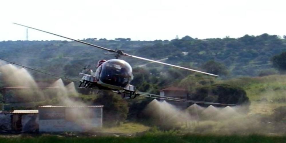 Κόλαση με τα κουνούπια – Μόλις χθες βράδυ το υπουργείο Υγείας έδωσε άδεια για νυχτερινούς αεροψεκασμούς!!!