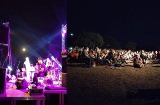 Μαγευτική βραδιά με την εκπληκτική Γιώτα Νέγκα και πανσέληνο στην αρχαία Ζώνη Μεσημβρίας (ΒΙΝΤΕΟ)