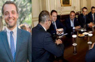 Δερμεντζόπουλος: Τέσσερα πλοία κατακαλόκαιρο εξασφάλισε η Κυβέρνηση για την Σαμοθράκη και σειρά μέτρων στήριξης (ΒΙΝΤΕΟ)