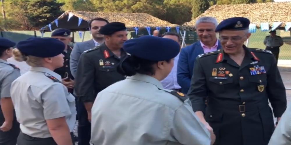 Αλεξανδρούπολη: Παραδόθηκαν από τον Αρχηγό ΓΕΣ Αντιστράτηγο Καμπά, 10 στρατιωτικές κατοικίες σε ΕΠΟΠ