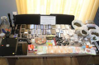 Άφαντος ο αρχηγός της εγκληματικής οργάνωσης που διακινούσε ναρκωτικά στο νομό Έβρου – Η επίσημη ανακοίνωση της αστυνομίας