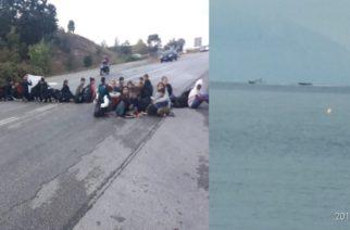 """""""Σουρωτήρι"""" ο Έβρος – Συνεχίζουν και περνούν καθημερινά από ποτάμι και θάλασσα δεκάδες πρόσφυγες και λαθρομετανάστες"""