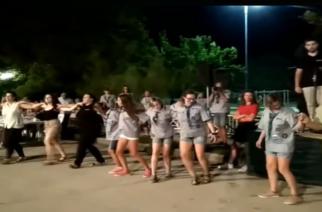 Ελληνογερμανικό γλέντι χθες βράδυ στο Ορμένιο (ΒΙΝΤΕΟ)