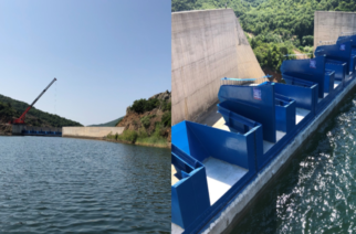 Αλεξανδρούπολη: Ολοκληρώθηκε το έργο αύξησης της χωρητικότητας του υδροταμιευτήρα Αισύμης, που λύνει το πρόβλημα της υδροδότησης