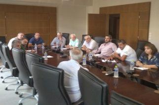 """Αλεξανδρούπολη: Σύσκεψη για την τευτλοκαλλιέργεια και το εργοστάσιο ζάχαρης Ορεστιάδας – """"Άφαντοι"""" Γκαρά και ΣΥΡΙΖΑ"""